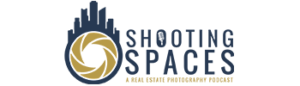 Shooting Spaces Podcast Logo